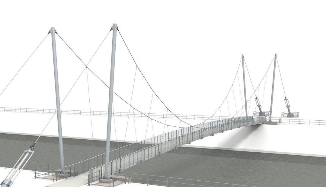 Les atouts de l'acier pour la construction d'un pont métallique